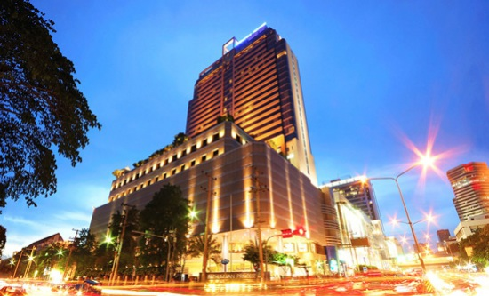 Pathumwan Princess Hotel Picture